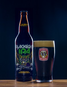 Blacklight IPA: A Collaboration with Boneyard Beer - Widmer Brothers
