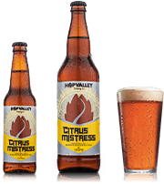 Citrus Mistress Hop Valley Brewing Company