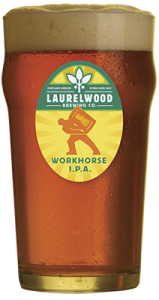 Laurelwoood Workhorse IPA