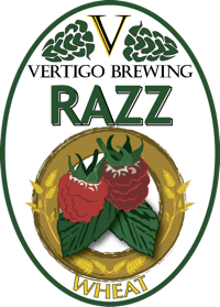 Razz Wheat - Vertigo Brewing