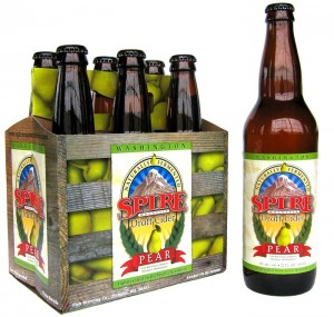 Spire Mountain Pear Cider