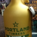 Timbers Growler $30
