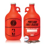 Trail Blazers Growlers $30.00
